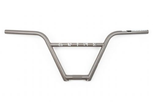 "BSD Grime OS Bars - 9.5"" - (OS Version 1) - Flat Raw"